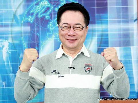 """国民党蔡正元:参选台北市长的优势是在""""能力"""""""