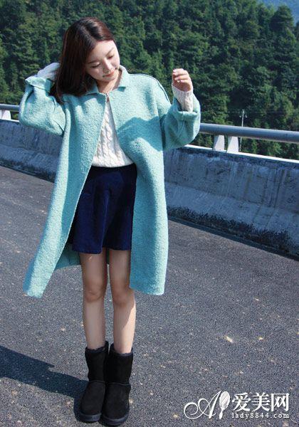 矮个子女生穿衣搭配 类型二-显瘦又显高 矮个女生穿衣搭配短打下装秘