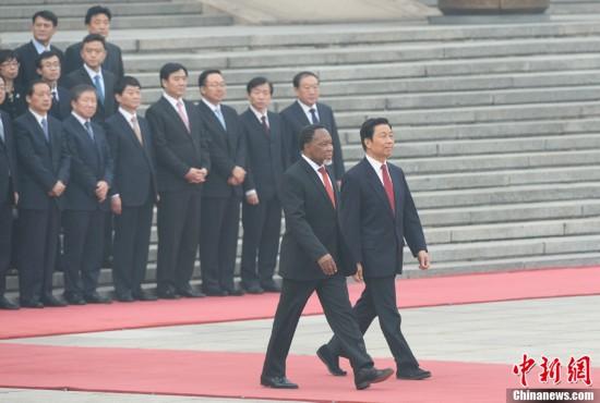 下一届国家主席_国家主席习近平发表二〇一四年新年贺词