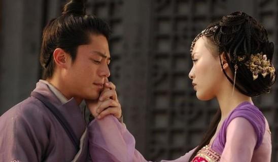 刘诗诗吴奇隆杨幂胡歌 盘点剧中相爱无法在一起的明星