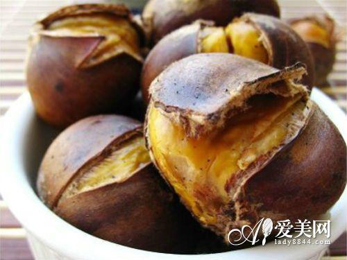 秋冬换季吃栗子 补肾益气少生病
