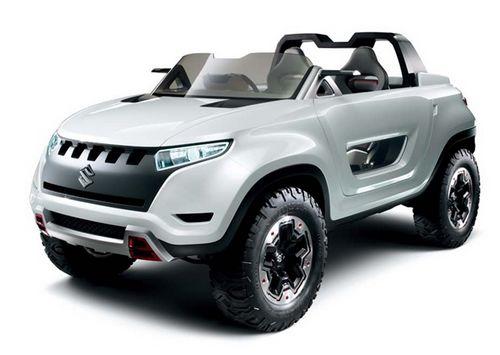 铃木新款概念车X-LANDER东京车展发布