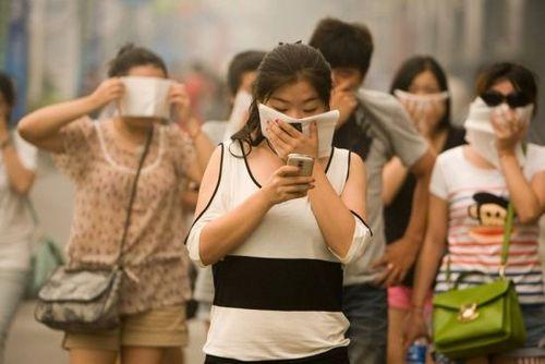 严重污染空调 雾霾天是如何形成的?