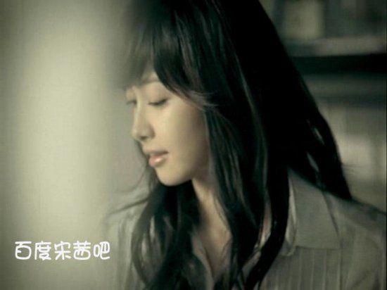 宋茜曾在SHINee《姐姐真漂亮》中出演韩文版MV女主角 ...