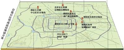 新京报讯 (记者赵力 黄月)昨日,2013年北京市第一批自住型商品房规划方案揭晓,在前门北京规划展览馆展出。