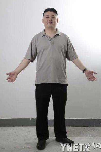 香港男子成世界首位模仿金正恩特型演员(图)--