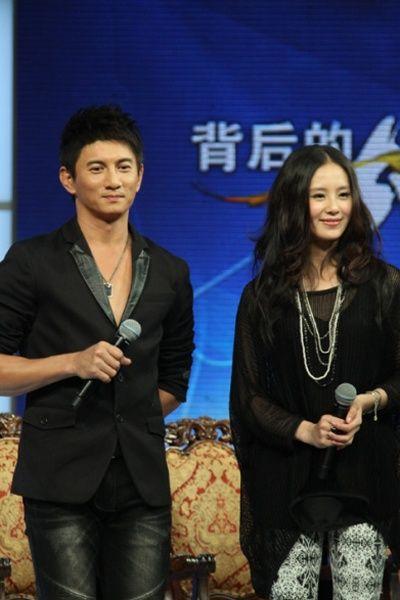 吴奇隆刘诗诗恋情公开 揭戏假情真的明星【6】