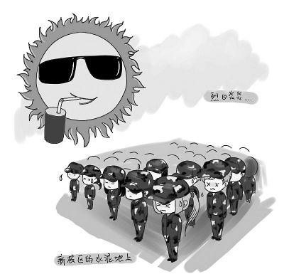 大学新生手绘漫画网络走红