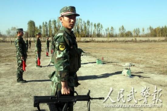 中国武警部队新兵训练,部队新兵一月多少钱图片