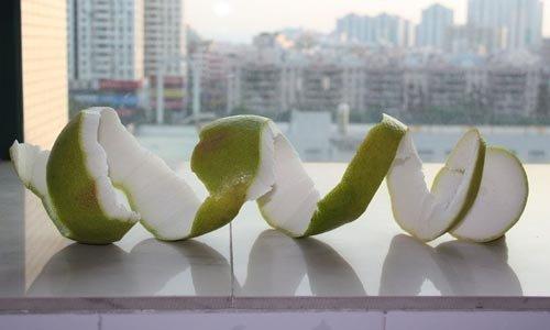 柚子皮也是好东西 多种健康吃法玩转餐桌【2】