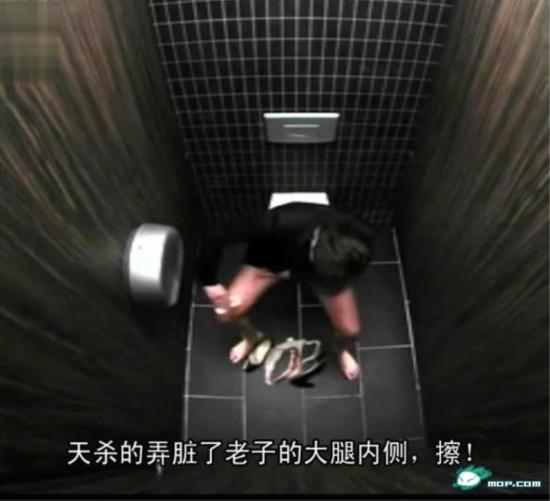 女星换衣惨遭偷拍 郭晶晶范冰冰也中图【3