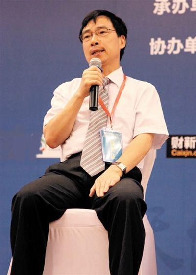 中央财经大学财经研究院院长王雍君。