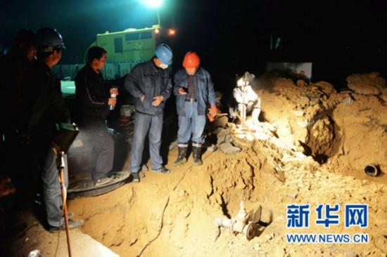 青岛中石化输油管道爆燃事故死亡人数升至47