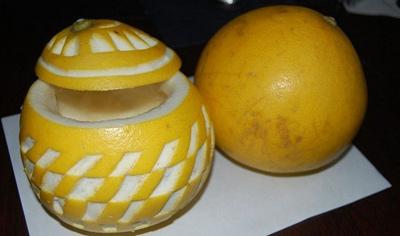 柚皮鲶鱼盅(图片来源于百度搜索)