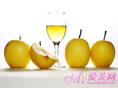 食疗养生:鸭梨最解腻 盘点梨子最养生吃法