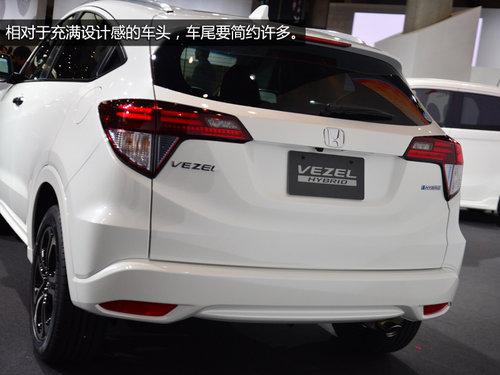 实拍 东京车展 本田 奔驰/明年东本即将国产东京车展实拍本田SUV