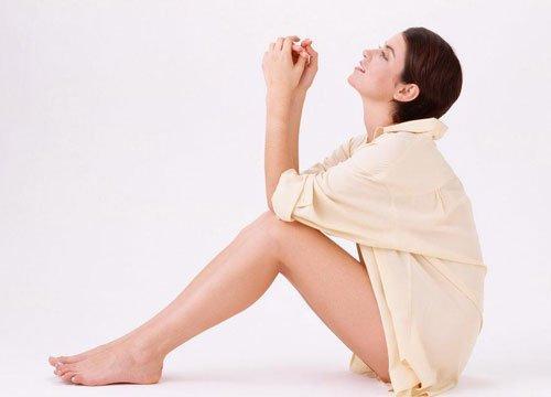 女性保持体温36.5度 系美体美肤的最大秘诀