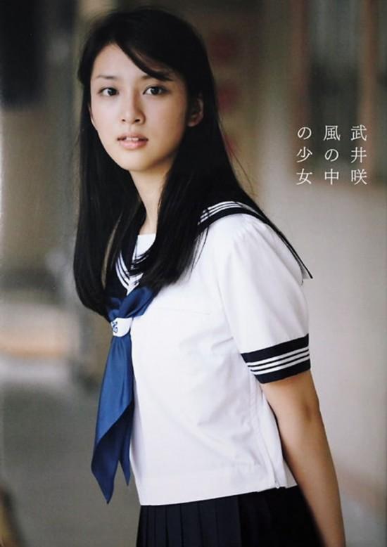 很青春很漂亮 中日韩90后美女荧屏崛起组图【