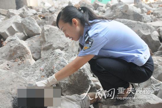重庆女法医 15年验尸900多具 能让死者 说话