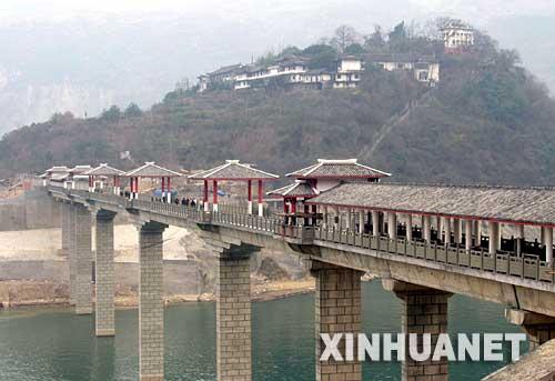 亚洲第一风雨廊桥失火 盘点各地完好的风雨廊桥