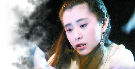 最美古装女星排行榜 聂小倩助王祖贤折桂