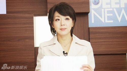 日本43岁女主播转行当女优 称对性生活很有兴