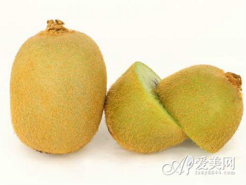 冬天吃什么对皮肤好 每天1个猕猴桃补足维c