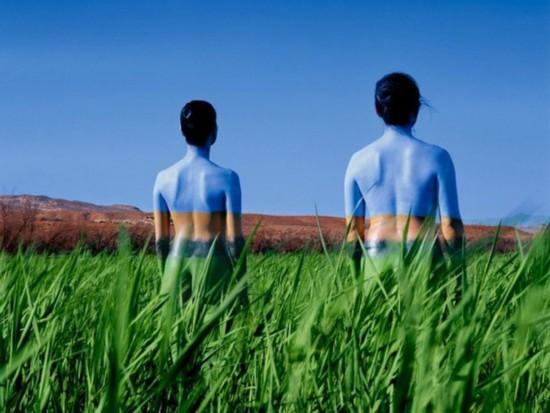 人体艺术私处图_