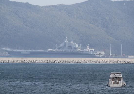 中国航母编队指挥所标志曝光【8】
