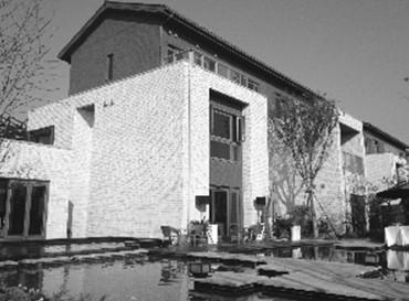 积水住宅外景-太湖边推出节能环保住宅 小区99 建材可回收利用