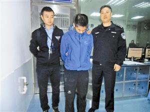 深圳 玻璃/嫌疑人射击用的气枪。
