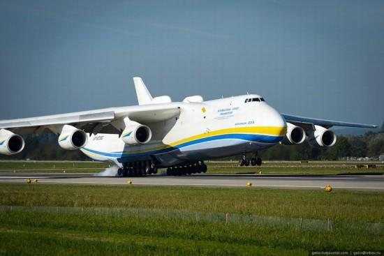 的世界最大运输机