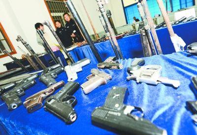 钢珠气枪-男子网搜图纸家中 闭门造枪 身为水泥厂车工