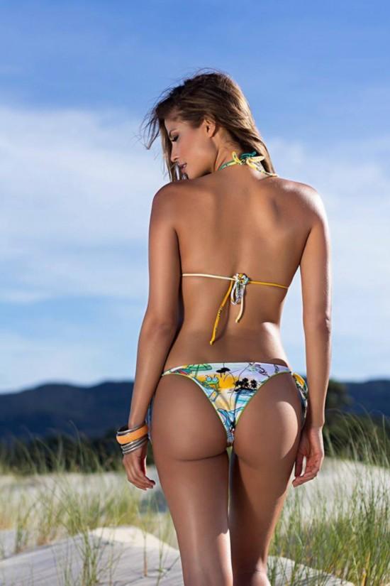 巴西名模2014比基尼代言写真曝光【27】 竖