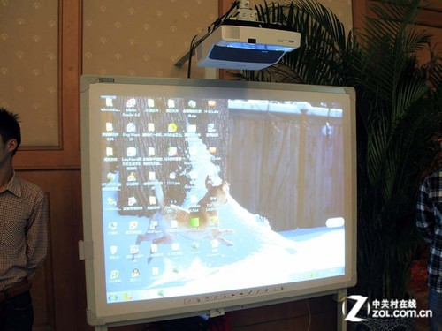 低能耗高品质 投影机 ask c2220热卖   ask反射式短焦投影高清图片