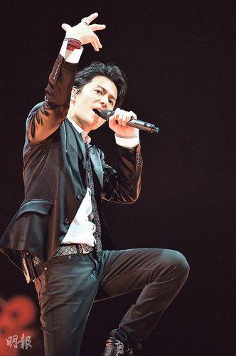 福山雅治明年开14场演唱会将赴台北、香港