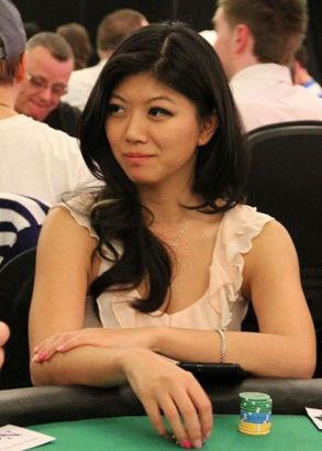 28岁华裔女生逃课玩扑克成百万富翁