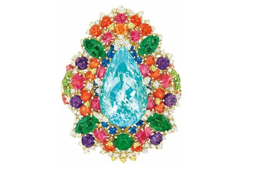 迪奥高级珠宝DEAR DIOR系列戒指