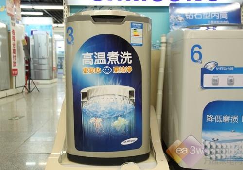 关注儿童健康 适合童用洗衣机热门推荐