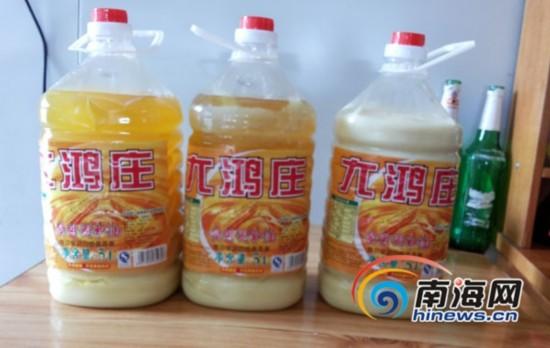 生油、棕榈油、大豆油等成分,而花生油和棕榈油在低温下会出现
