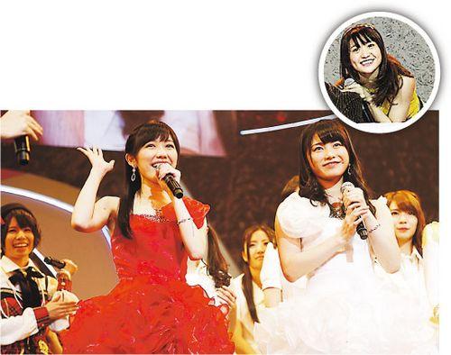 AKB48大岛优子被疑患忧郁症满脸笑现身破疑云