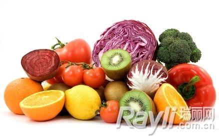 【3】水果   水果中的果胶是粘性很强的膳食纤维,能降低胆...