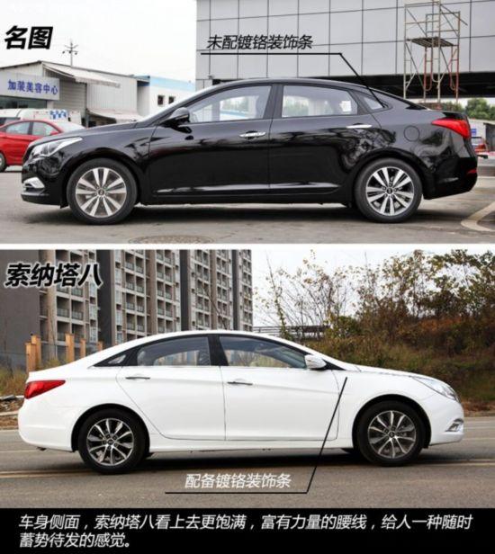 现代北京现代索纳塔八2013款 2.0l 自动豪华版高清图片