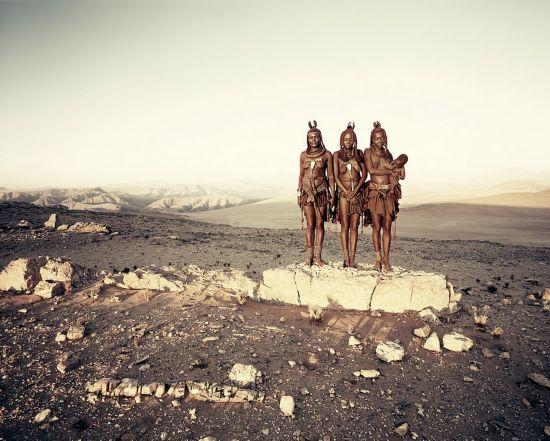 探秘纳米比亚传统部落辛巴族