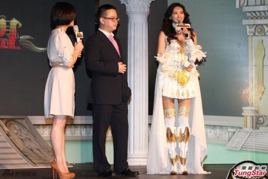 新浪娱乐讯 12月21日,林志玲出席代言活动,