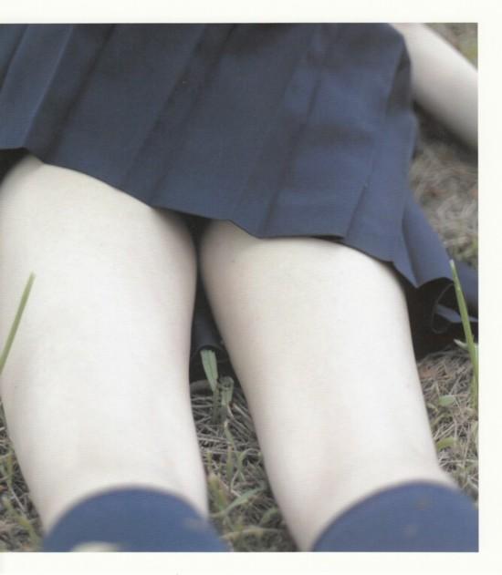 超短裙秀美腿 日本思春期少女小清新性感摄影组图