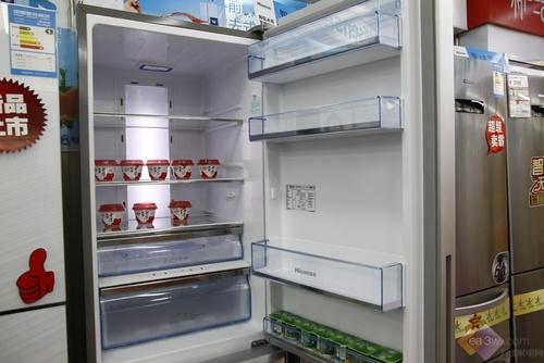 圣诞促销惊喜 海信变频冰箱节日特卖