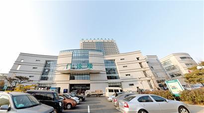 齐鲁医院青岛院区明开诊图片