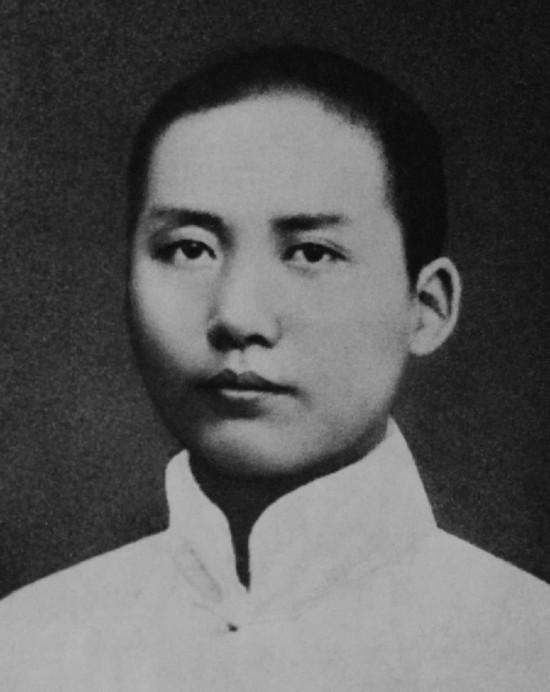 毛泽东诞辰120周年 珍贵旧照记录伟人一生