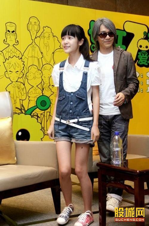 揭女星与干爹的故事:刘亦菲混娱圈获陈金飞护